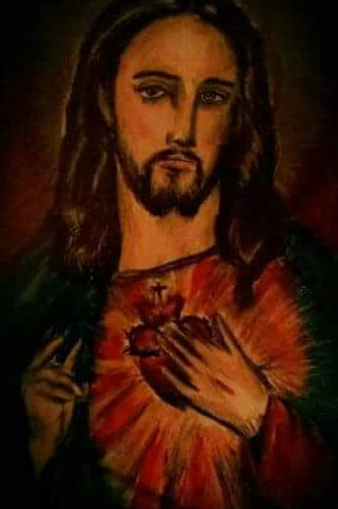 HIS SACRED HEART 1