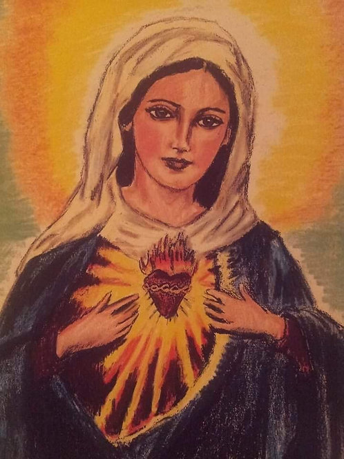HER IMMACULATE HEART
