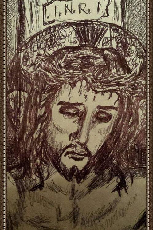 Jesus Sketched