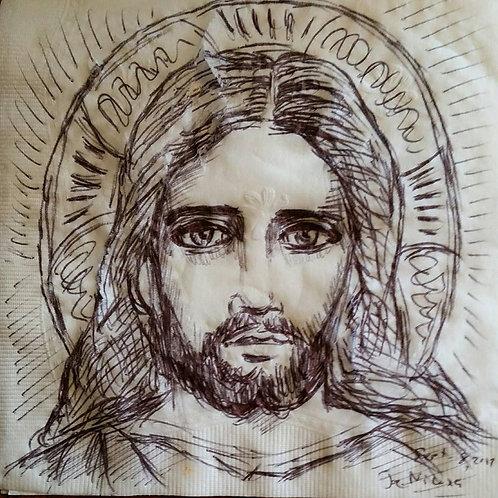 Jesus Napkin 2