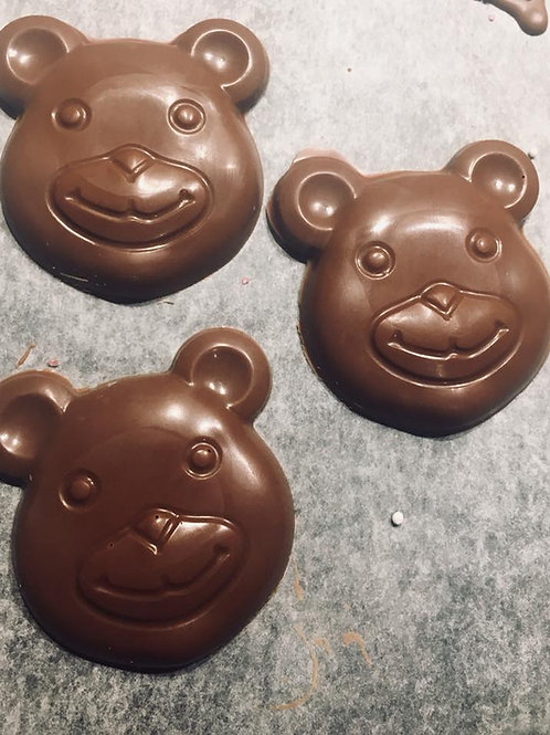 Chocolate Teddy