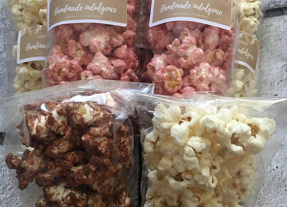 Chocolate Coated Popcorn