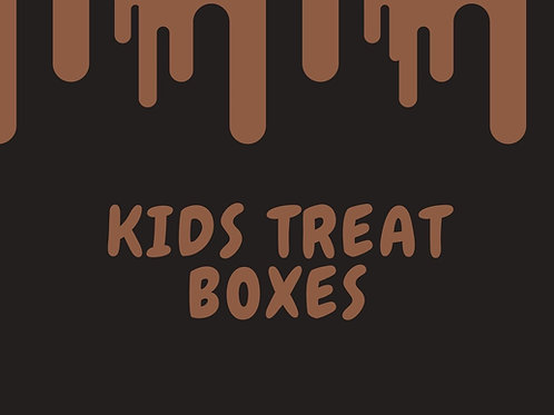 Kids Treat Boxes