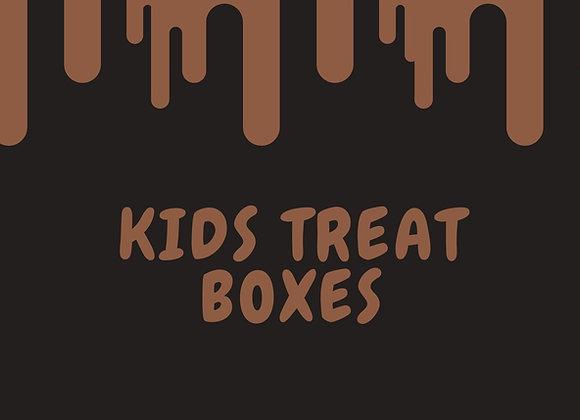 Kids Treat Boxes