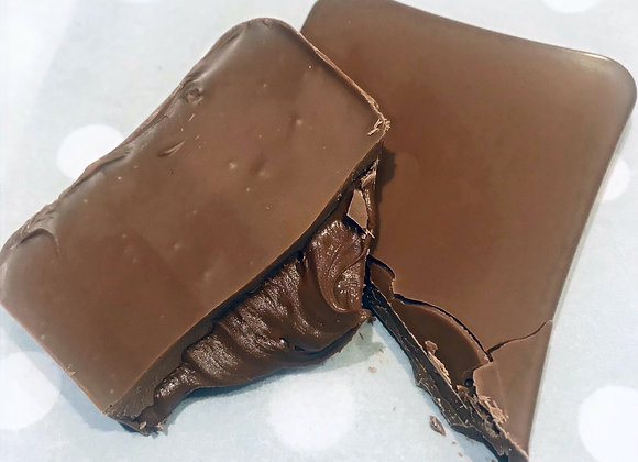 Nutella Filled Bar