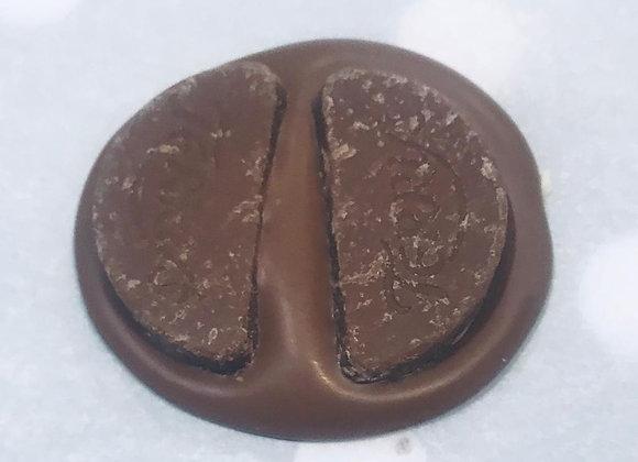 Chocolate orange Puddles