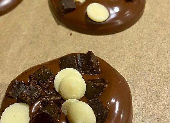 Brownie Puddles