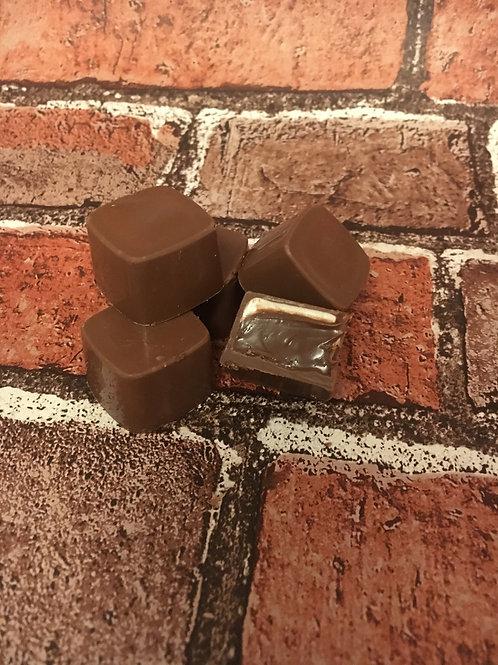 Nutella mallow squares