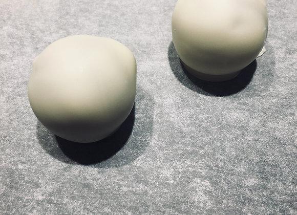 Lemon Posset Truffles