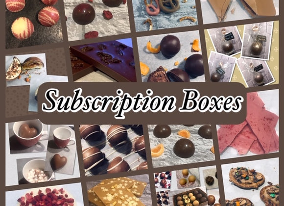 Monthly Subscription Box (3 months)