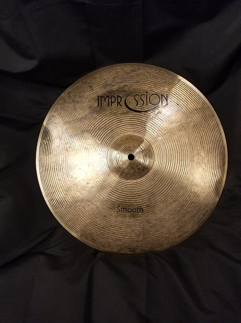 Impression Cymbals 15' Smooth Crash Cymbal