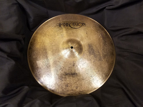 Impression Cymbals 17' Smooth Crash
