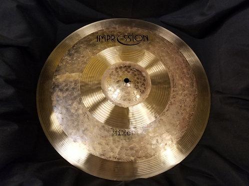 "Impression Cymbals 16"" Mixed Crash Cymbal"
