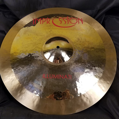 Impression Cymbals 20' Illuminati Ride