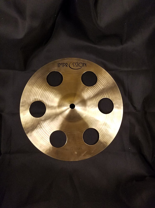Impression Cymbals 10' Hollister Splash
