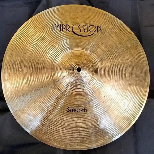 Impression Cymbals 16' Smooth Crash