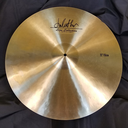 Impression Cymbals 22' Leon Collection Ride