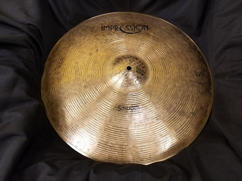 Impression Cymbals 20' Smooth Ride