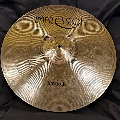 Impression Cymbals 22' Smooth Ride