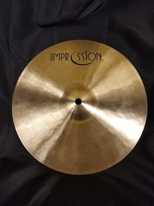 "Impression Cymbals Traditional Splash 8"""