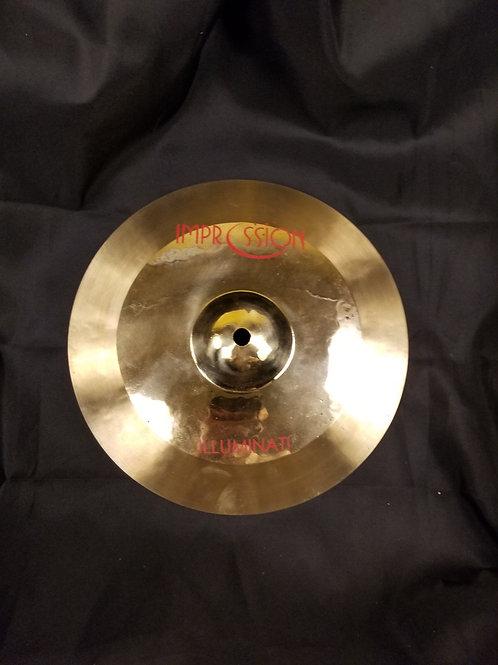 Impression Cymbals 8'Illuminati Splash