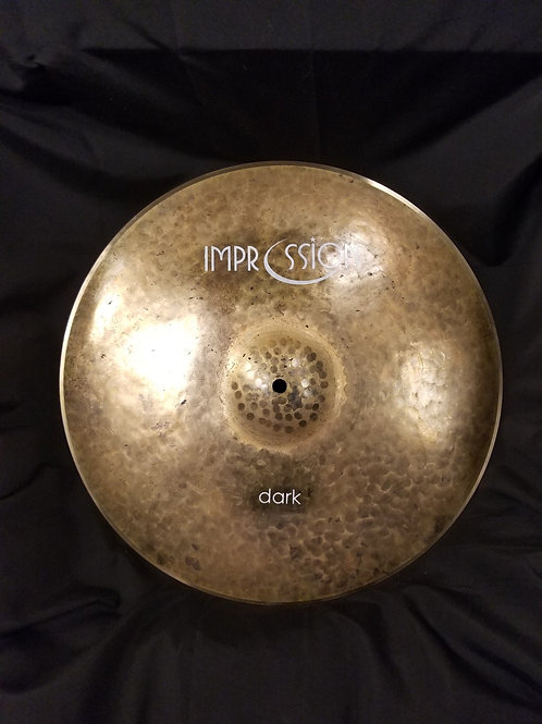 Impression Cymbals 16' Dark Thin Crash