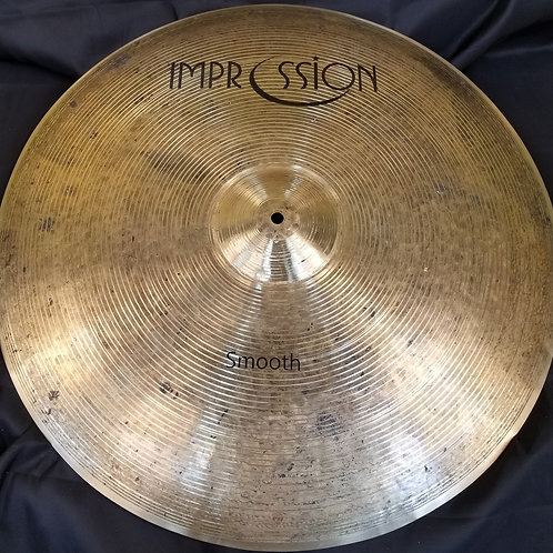 Impression Cymbals 24' Smooth Ride