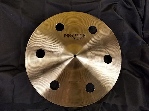Impression Cymbals 17' Hollister Crash