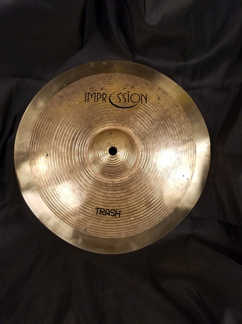 Impression Cymbals 12' Trash Splash