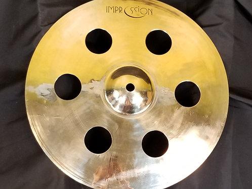 Impression Cymbals 12' Hollister Splash