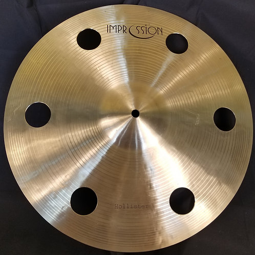 "Impression Cymbals 16"" Hollister Series Crash"