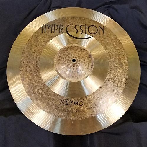 Impression Cymbals 19' Mixed Crash