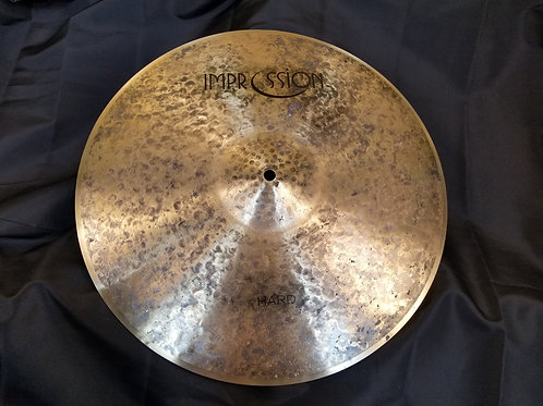 Impression 16' Hard Crash Cymbal
