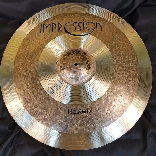 Impression Cymbals 22' Mixed Ride