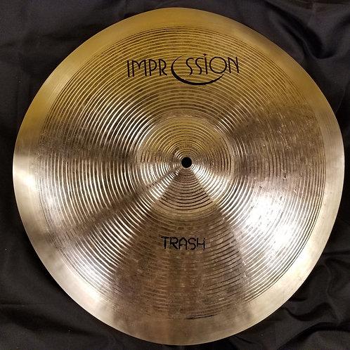 Impression Cymbals 14' Trash Splash