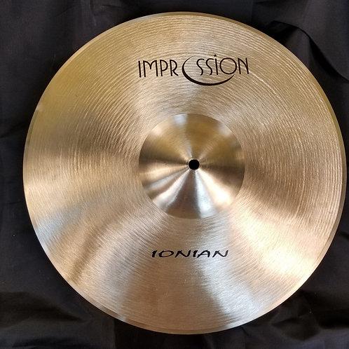 Impression Cymbals 16' Ionian Crash