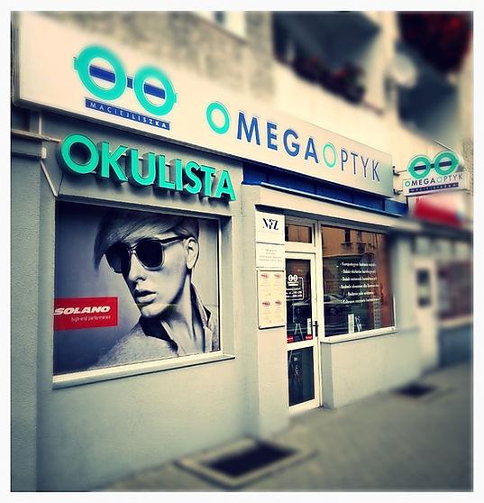 Omega Optyk Prudnik Piastowska 28
