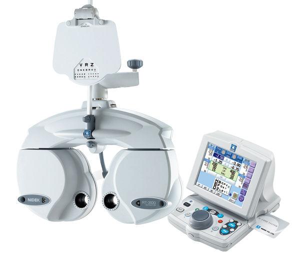 Urządzenie do badani wzroku