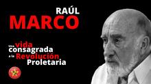 Un adiós a Julio Manuel Fernández López (Raúl Marco)