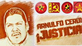 Arnulfo Cerón Soriano ¡crimen de Estado!