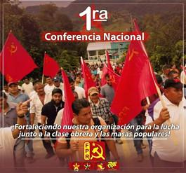 ¡Fortaleciendo nuestra organización para la lucha junto a la clase obrera y las masas populares!