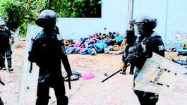 Condenamos represión de Silvano Aureoles contra normalistas de Tiripetio