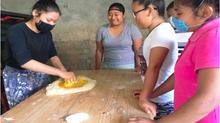 Las jóvenes nos incorporamos a aprender los oficios, engranaje importante en el desarrollo social