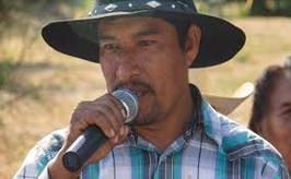 ¡Justicia para Fidel Heras, defensor comunitario!