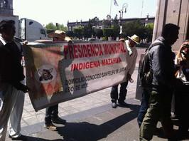 Solución a las demandas de los pueblos del EdoMex