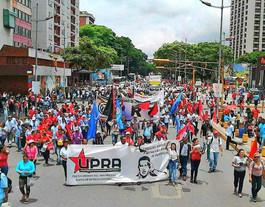 27 de febrero día internacional de lucha contra el imperialismo y solidaridad con #Venezuela: UPRA