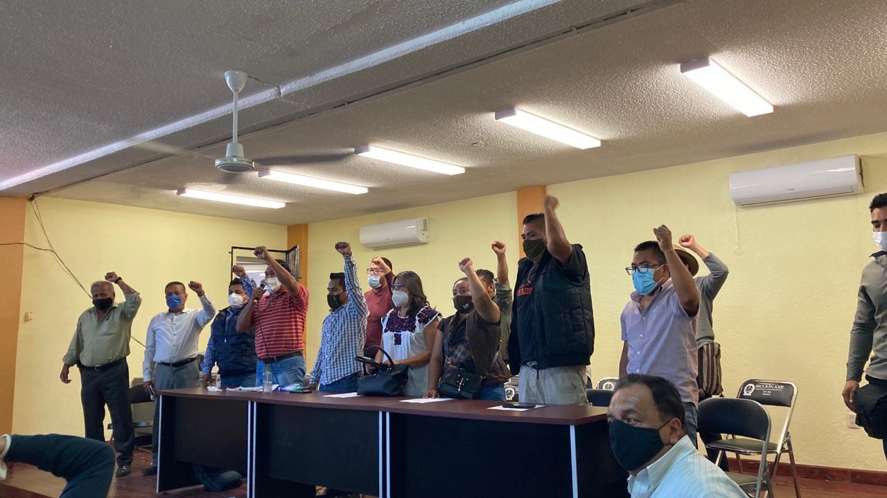Por un proceso de justicia verdadera para el pueblo de Oaxaca