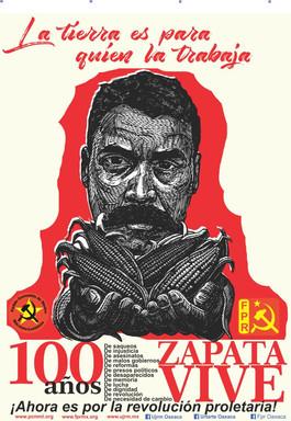 A 100 años del asesinato de Emiliano Zapata, la lucha de clases sigue