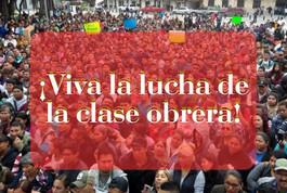 ¡Tiemblen las clases dominantes ante la huelga obrera en Tamaulipas!