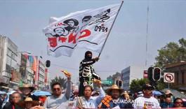 CNTE: a romper el cerco de la pandemia y a rescatar la lucha callejera